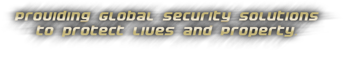 Providing global security solutions to protect lives and property